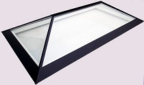 Slimline Glass Rooflight Range